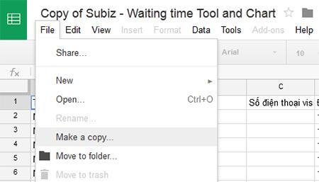 """Kiểm soát thời gian trả lời khách hàng với """"Waiting time"""""""
