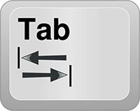 Phím Tab giúp chuyển cửa sổ chat nhanh