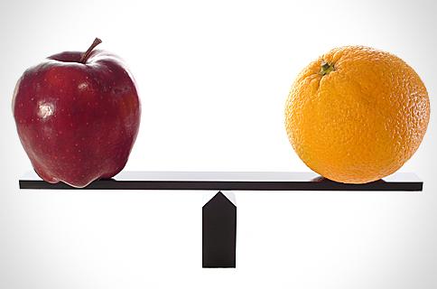 Táo đỏ hay cam vàng sẽ làm khách hàng đến với bạn nhiều hơn?