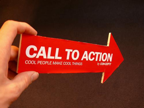 Call To Action (CAT) tạm dịch là Kêu gọi hành động