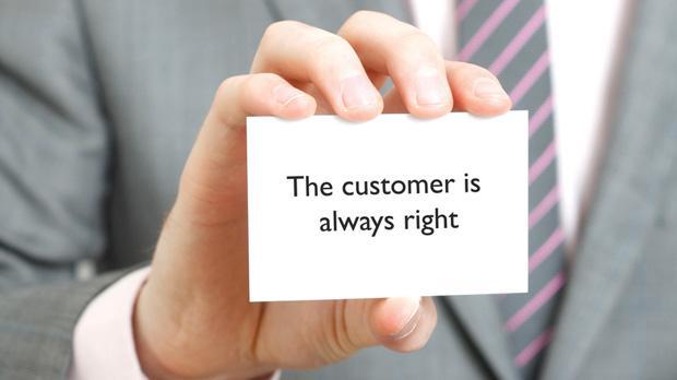 Toàn tâm toàn ý nghĩ cho khách hàng là phương châm kinh doanh của rất nhiều công ty lớn ở Nhật Bản.