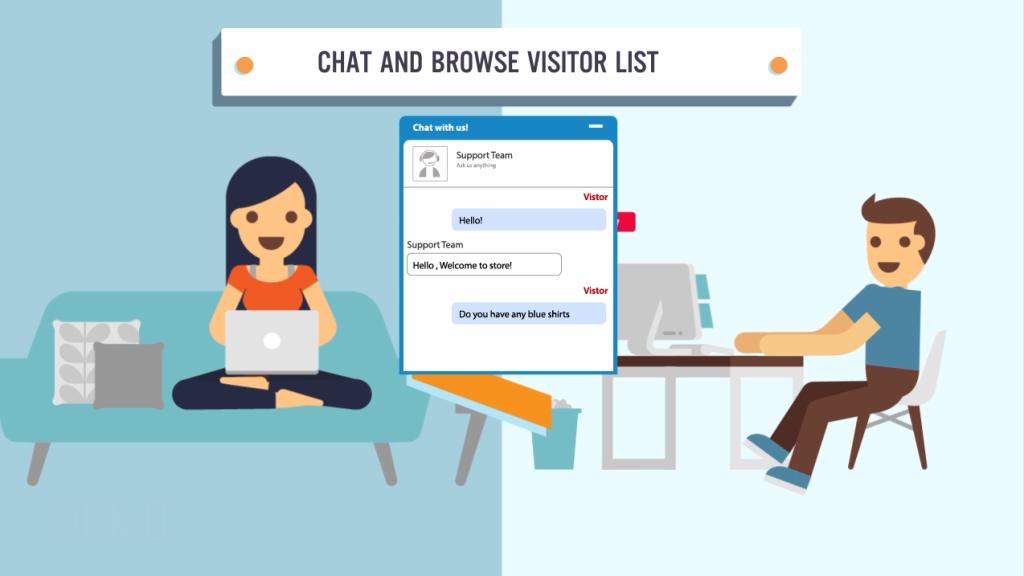 Tăng sự hài lòng của khách hàng khi sử dụng Live Chat