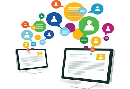 Tương tác mạnh mẽ giúp website bạn giữ chân được khách hàng