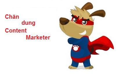 Chân dung Content marketer