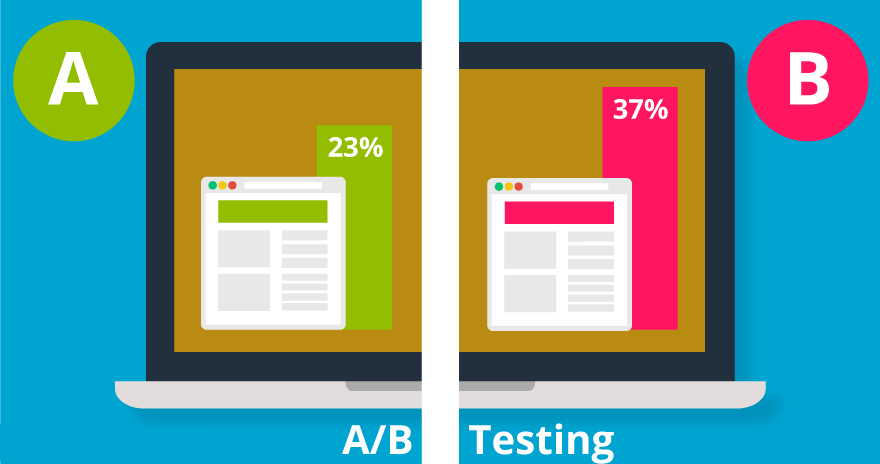 Phương pháp A/B Testing có thể giúp bạn lựa chọn phương án hoàn hảo hơn