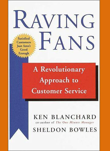 top-customer-service-books-raving-fans