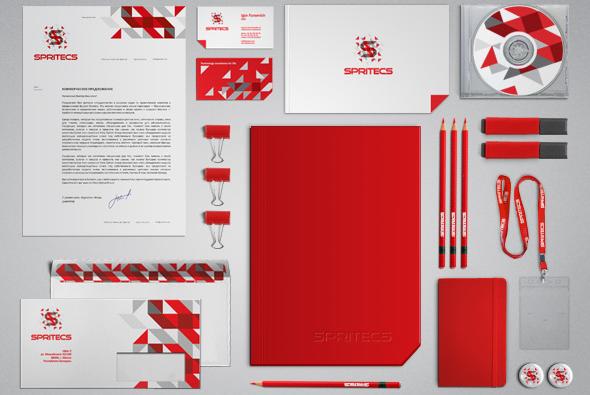 Thiết kế sản phẩm của Spritecs