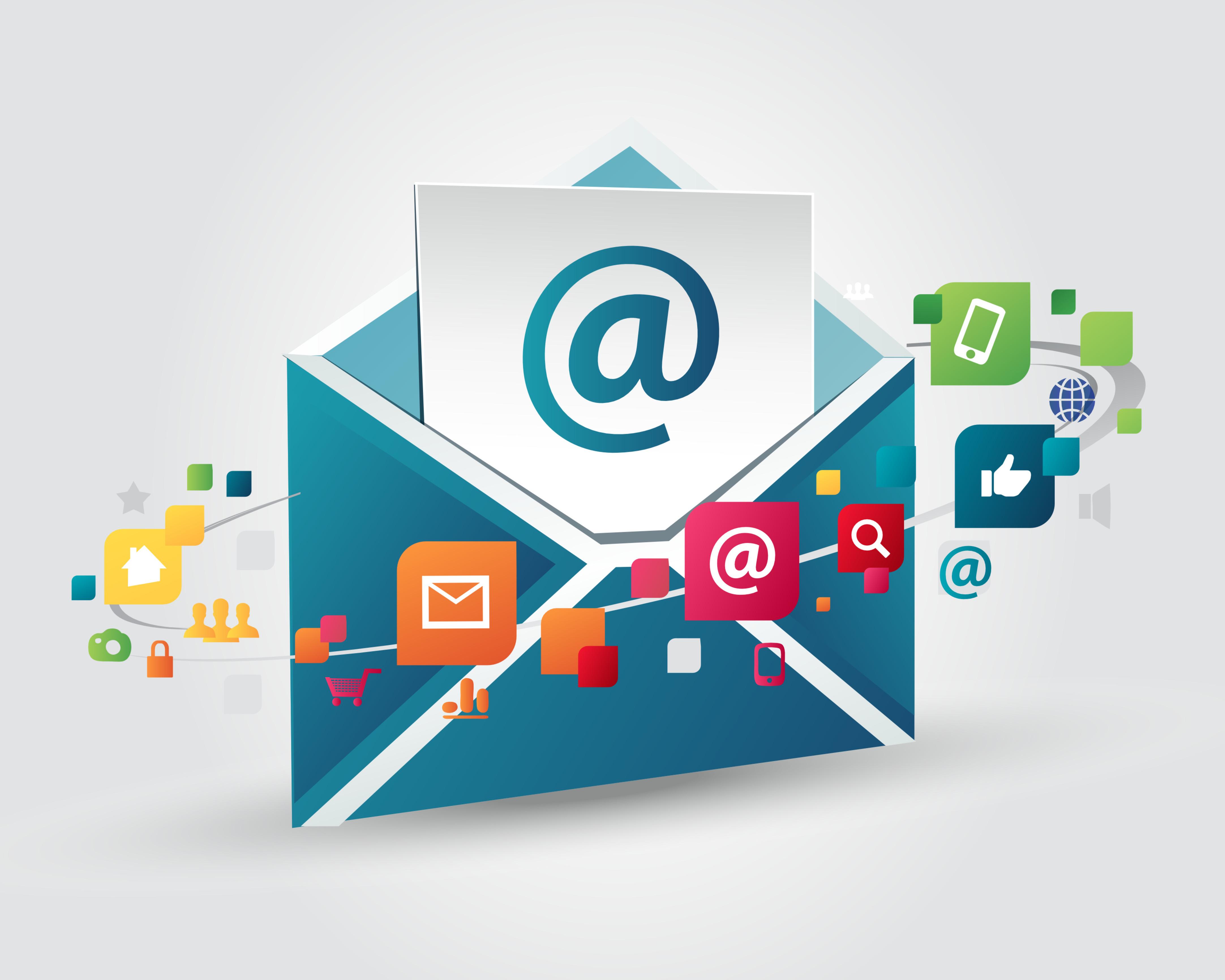 Thay đổi chiến lược cho email marketing