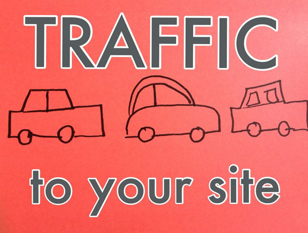 Get more traffic to your site