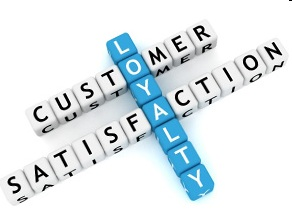 customer loyalty vs satisfaction