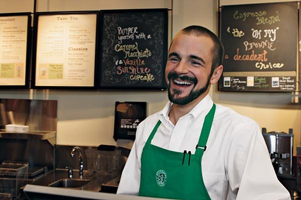 Starbucks-friendly-staff