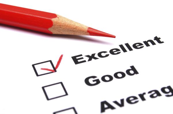 quality survey - customer feedback