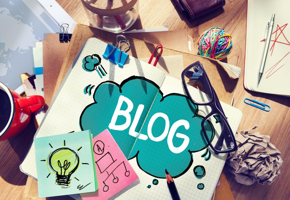 Tạo blog cho website trong Marketing trực tuyến