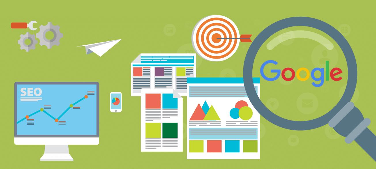 Google kết hợp Google Analytics và Google Search Console
