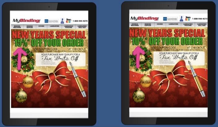 My Binding đã có một chiến dịch thành công nhờ kết hợp hiệu quả việc phân tích lịch sử khách hàng với Email Marketing