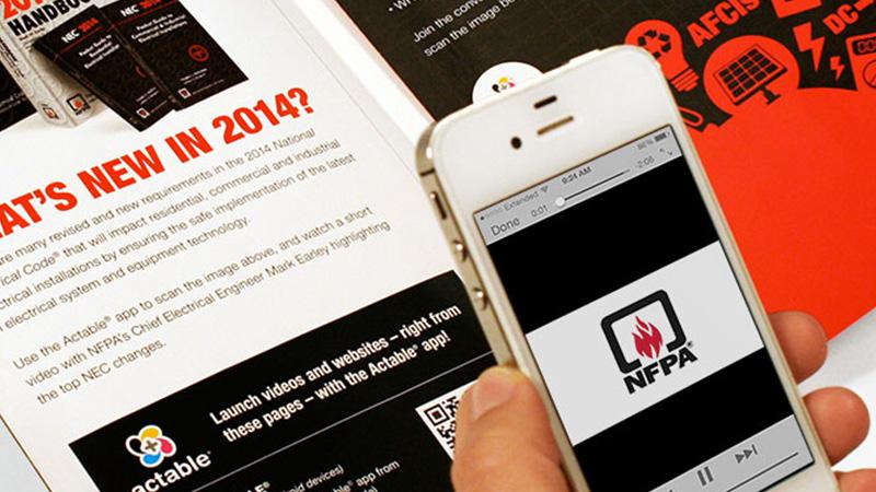 Tính năng quảng cáo tương tác với Augmented Reality