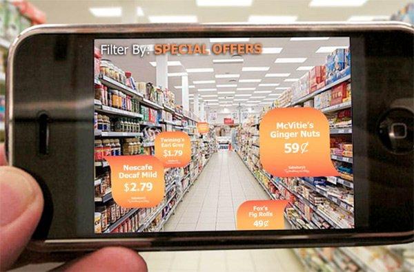 Xu hướng Augmented Reality