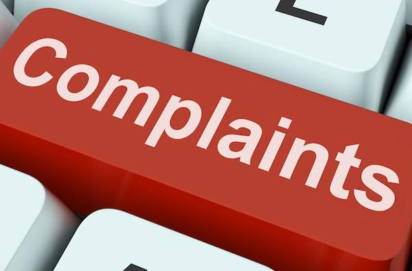Complaint-customer