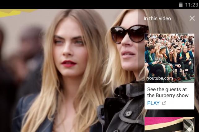 Su dung tinh nang YouTube Card trong video marketing