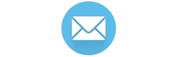 Email merupakan media dukungan pelanggan paling umum