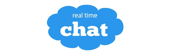 Real time chatting