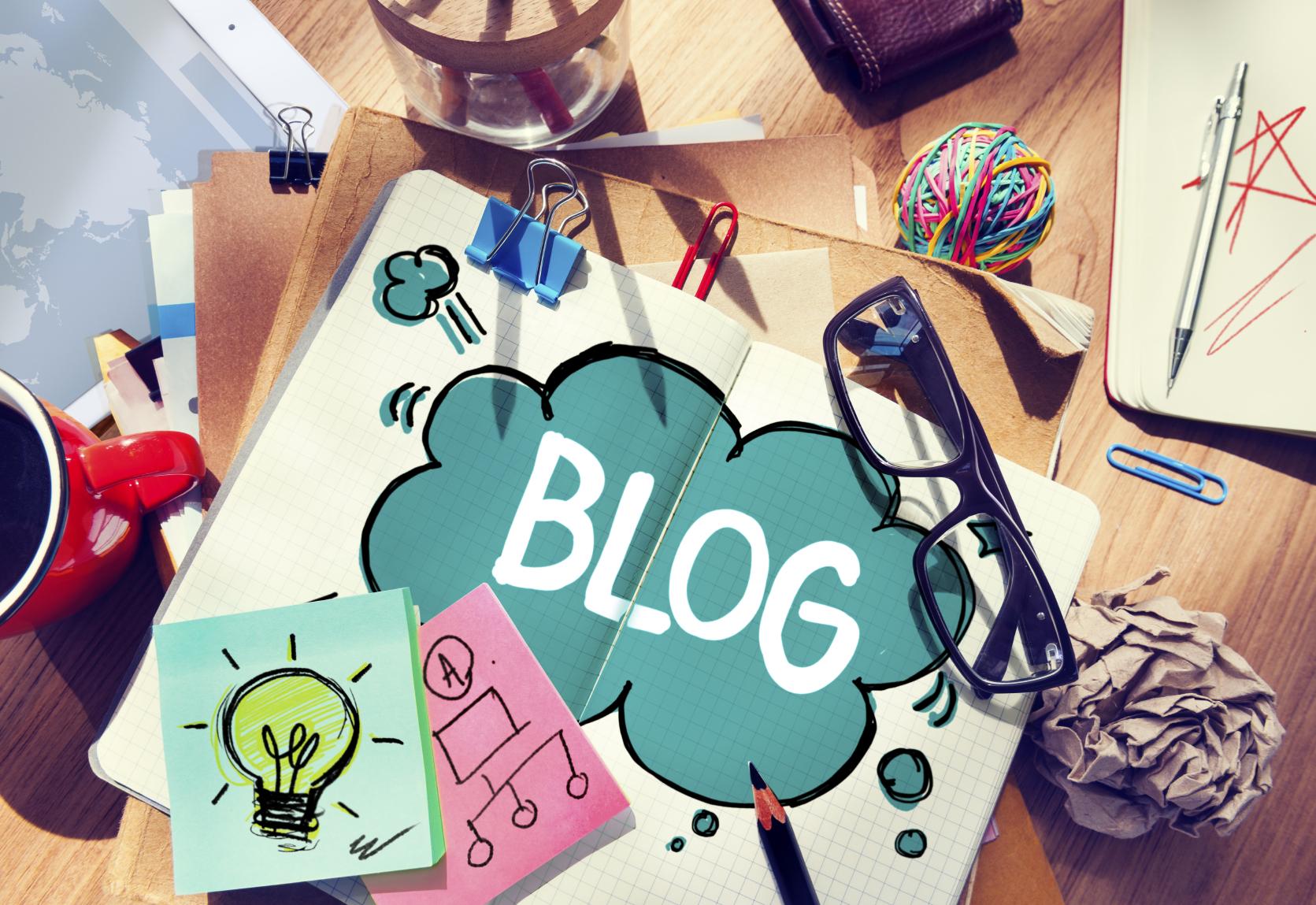 nội dung blog hấp dẫn