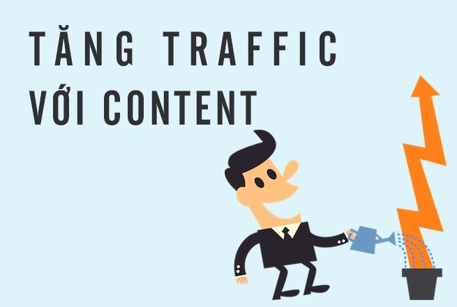 Loại content marketing tăng traffic khủng