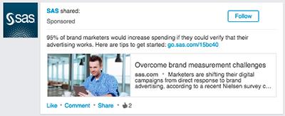Quảng cáo tự nhiên cũng là 1 xu hướng marketing trực tuyến trong năm 2017