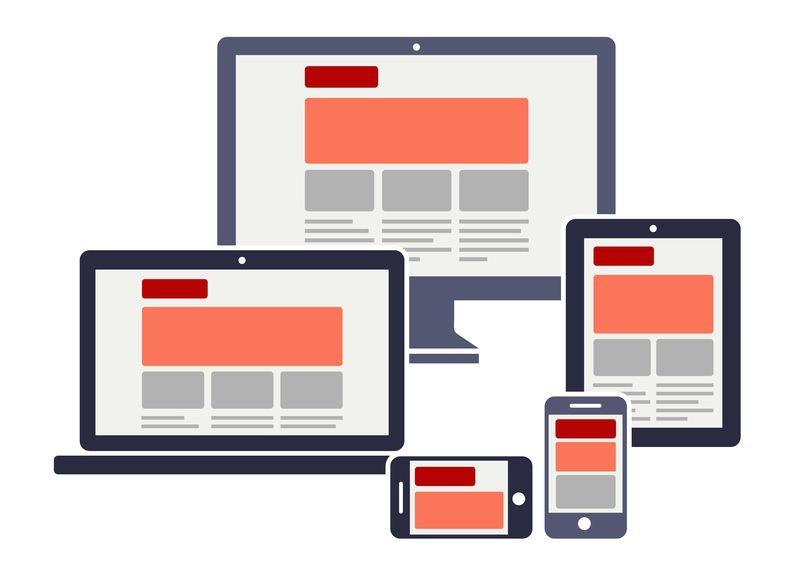Website bán hàng tương thích trên nhiều thiết bị