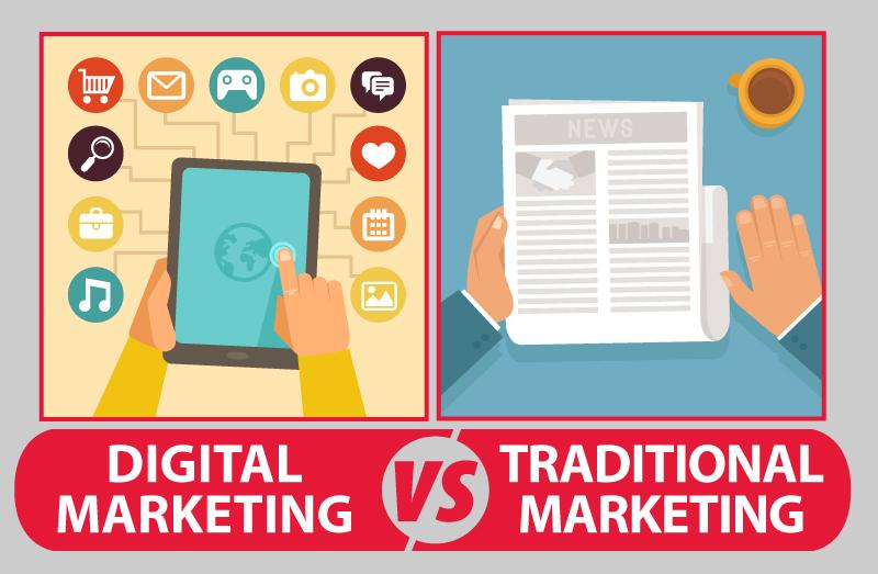 Pemasaran Tradisional di Era Digital