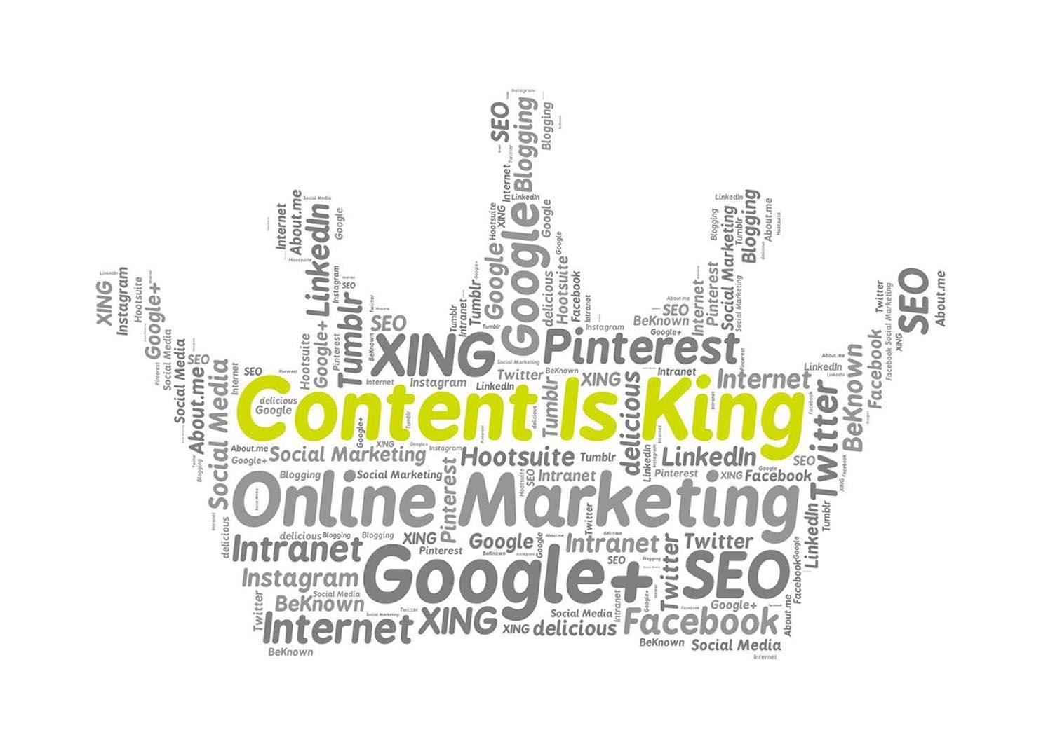konten berkualitas menjamin marketing di media sosial sukses
