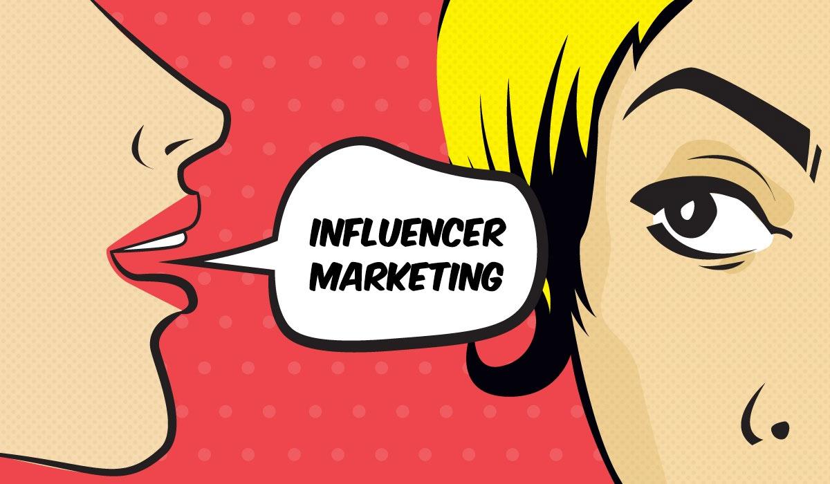 Xu hướng marketing trực tuyến 2017 không thể bỏ qua là Influencer marketing