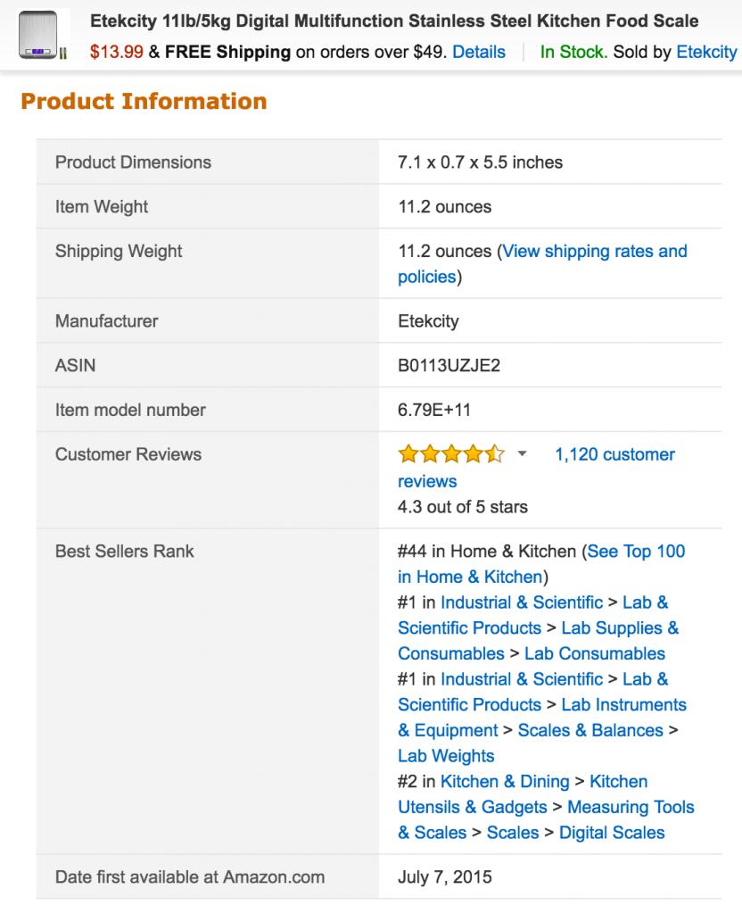 Berikan informasi detil tentang produk Anda.
