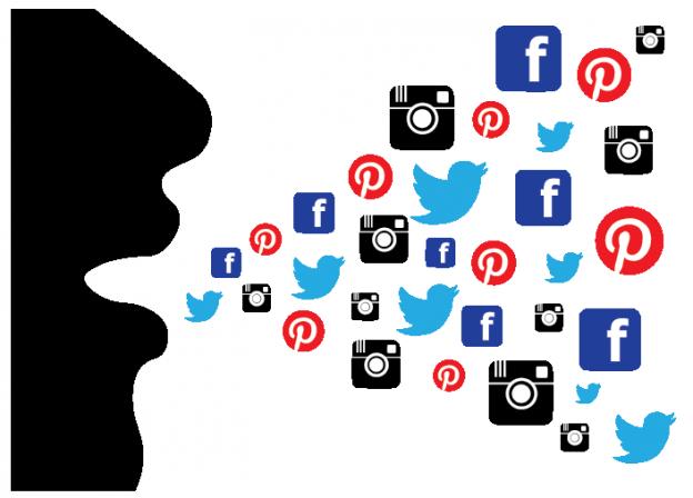 SocialMediaVoiceGraphic