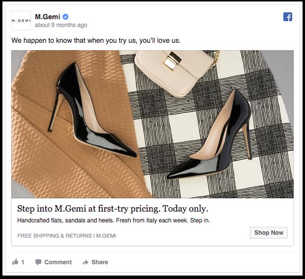 Quảng cáo Facebook là 1 trong những cách phổ biến được các công ty sử dụng