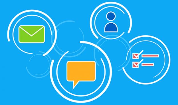 hiệu suất công việc sẽ tăng lên tối đa khi có sự tích hợp marketing automaton với crmc