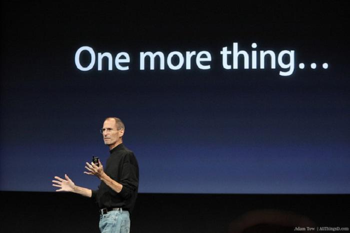 Apple vận dụng marketing cảm xúc trong sự kiện ra mắt sản phẩm