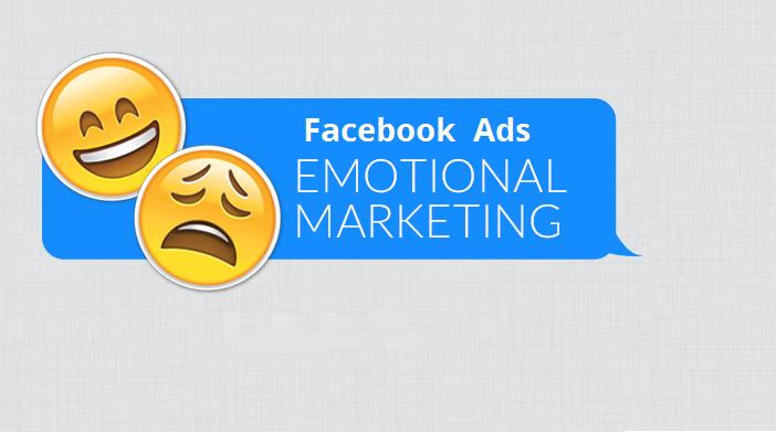 marketing cảm xúc trong quảng cáo Facebook