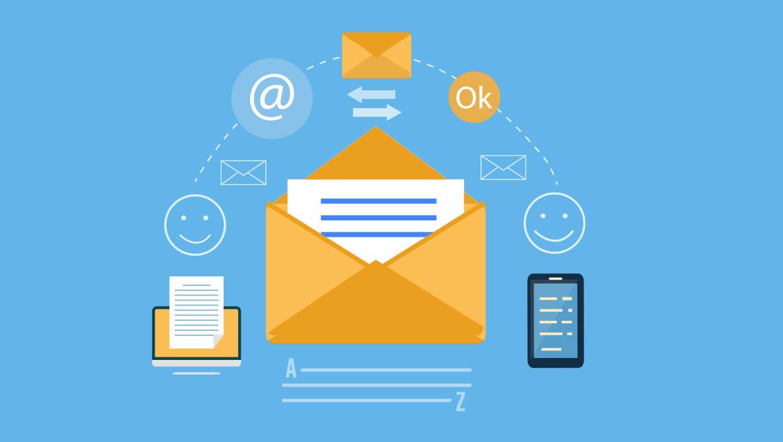 tieu de email thu hut
