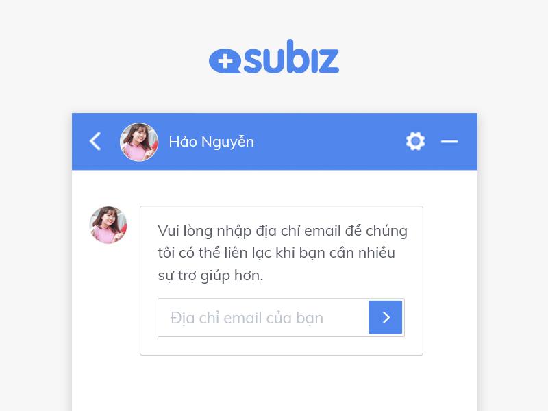Subiz form_Automation