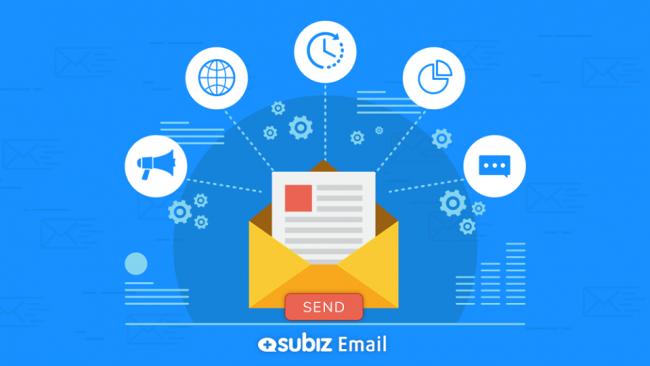 email marketing subiz