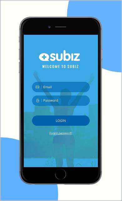 subiz app mobile