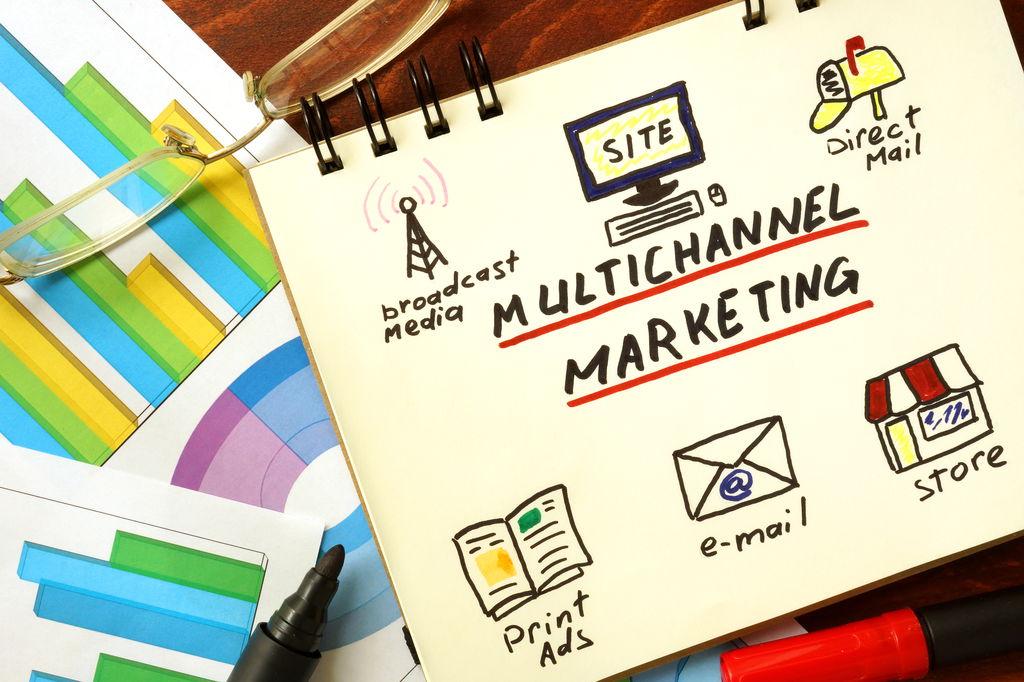 Marketing đa kênh: giải pháp của thương mại điện tử trong bối cảnh cảnh cạnh tranh