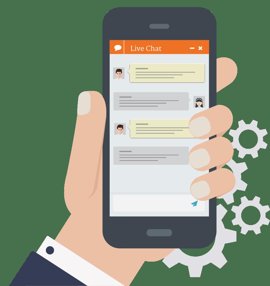 Chăm sóc khách hàng trên thiết bị di động tốt, bạn mới có thể triển khai ra đa kênh thành công