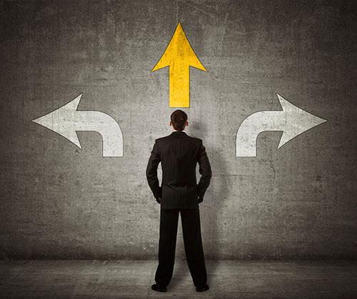 Quản lý với bài học về sự lựa chọn, quyết định