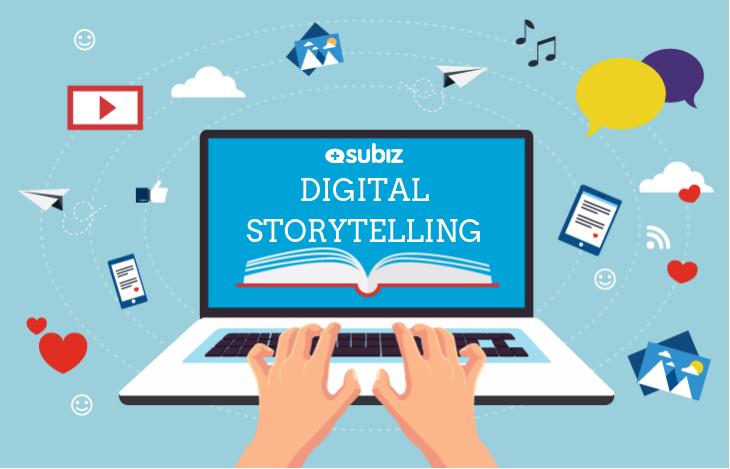 Theo đuổi khách hàng dựa trên nghệ thuật storytelling