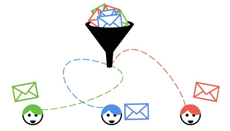 đồng bộ và phân nhóm dữ liệu