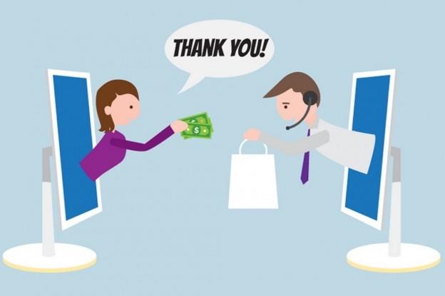 trò chuyện với khách hàng khó chịu