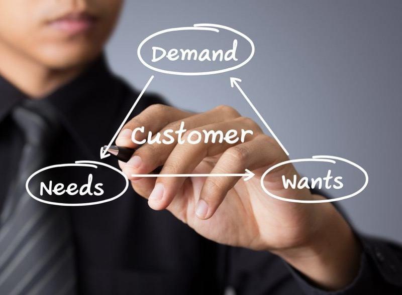 Xác định mục tiêu cơ bản của khách hàng là một trong những yếu tố tiên quyết