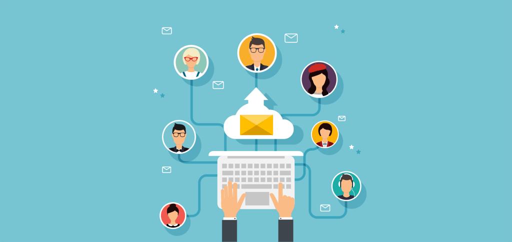 nhắm mục tiêu email marketing